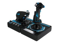 Logitech X56 H.O.T.A.S. RGB Throttle And Stick Simulation Controller