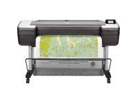 """HP Designjet T1700 Inkjet Large Format Printer - 44"""" Print Width - Color"""
