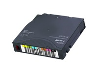 HPE LTO-7 Ultrium Type M 22.5TB RW 20 Data Cartridges Non Custom Labeled with Cases