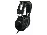 AVID AE-808 SWITCHABLE STEREO/MONO BLACK HEADPHONE