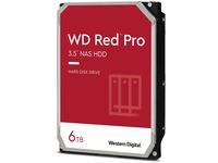 """WD Red Pro WD6003FFBX 6 TB Hard Drive - 3.5"""" Internal - SATA (SATA/600)"""