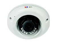 ACTi 4 Megapixel Network Camera - Mini-Dome