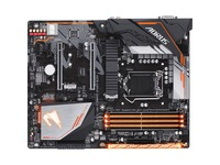 Aorus H370 AORUS GAMING 3 WIFI Desktop Motherboard - Intel Chipset - Socket H4 LGA-1151