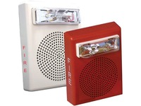 Bosch E50-24MCW-FW Speaker Strobe (Off-White)
