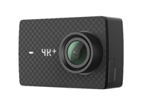 "YI Digital Camcorder - 2.2"" - Touchscreen LCD - Exmor R CMOS - 4K - Black"