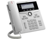Cisco 7821 IP Phone - Refurbished - Corded - Wall Mountable, Desktop - White