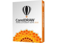Corel CorelDRAW Home & Student Suite 2018 - Box Pack - 1 License
