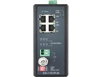 B+B SmartWorx Industrial VDSL2 Ethernet Extender, PoE, Master/CO