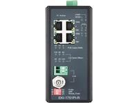 B+B SmartWorx Industrial VDSL2 Ethernet Extender, PoE, Remote/CPE