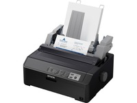 Epson LQ-590II 24-pin Dot Matrix Printer - Monochrome - Energy Star
