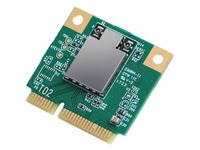 Advantech EWM-W168 IEEE 802.11 a/b/g/n/ac Bluetooth 4.2 - Wi-Fi/Bluetooth Combo Adapter