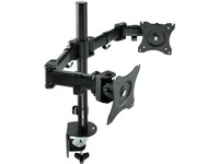 3M Clamp Mount for Monitor - Black