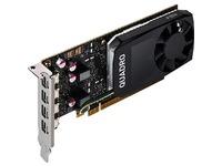 Dell NVIDIA Quadro P1000 Graphic Card - 4 GB GDDR5