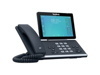 AXIS SIP-T58A IP Phone - Corded/Cordless - Corded/Cordless - Bluetooth, Wi-Fi - Wall Mountable, Desktop - Black