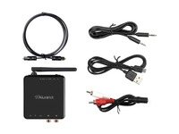 Aluratek Universal Bluetooth Audio Receiver and Transmitter with Bluetooth 5