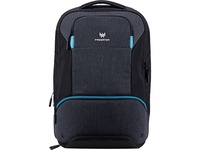 "Acer Carrying Case (Backpack) for 15.6"" Notebook - Black, Teal Blue"