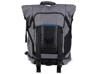 """Acer Carrying Case (Backpack) for 15.6"""" Notebook - Gray, Black"""