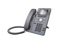 Avaya J169 IP Phone - Corded - Corded - Wall Mountable, Tabletop - Gray
