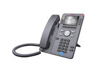 Avaya J169 IP Phone - Corded - Corded - Wall Mountable, Tabletop - Gray