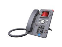 Avaya J139 IP Phone - Corded - Corded - Wall Mountable, Tabletop - Gray