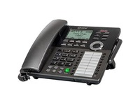 Ooma DECT 6.0 Corded/Cordless Phone - Black