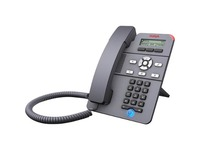 Avaya J129 IP Phone - Corded - Corded - Wall Mountable, Desktop