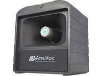 AmpliVox SW680 - Mega Hailer PA w/ Headset and Lapel Microphone