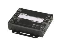 ATEN HDMI HDBaseT Extender with Dual Output (4K@100m) (HDBaseT Class A)-TAA Compliant