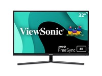 "Viewsonic VX3211-4K-MHD 31.5"" 4K UHD WLED Gaming LCD Monitor - 16:9 - Black"