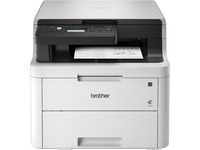 Brother HL-L3290CDW Compact Digital Color Printer Providing Laser Quality Results with Convenient Flatbed Copy & Scan, Plus Wireless and Duplex Printing