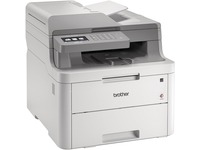 Brother MFC-L3710CW Compact Digital Color All-in-One Printer Providing Laser Quality Results with Wireless