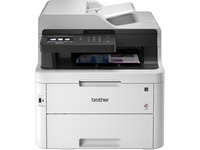 """Brother MFC-L3750CDW Compact Digital Color All-in-One Printer Providing Laser Quality Results with 3.7"""" Color Touchscreen, Wireless and Duplex Printing"""