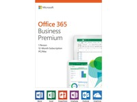 Microsoft Office 365 Business Premium - Box Pack - 1 User - 1 Year