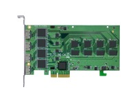 Advantech 4-ch Full HD H.264/MPEG4 PCIe Video Capture Card with SDK