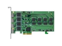 Advantech 4-ch Full HD H.264/MPEG4 PCIe Video Capture Card with SDK
