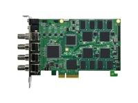 Advantech 4-ch Full HD H.264/MPEG4 AHD/CVI/TVI PCIe Video Capture Card with SDK