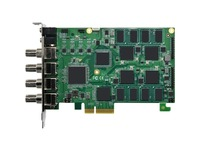Advantech 4-ch Full HD H.264/MPEG4 AHD/CVI/TVI PCIe Video Capture Card with SDK