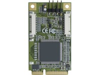 Advantech 4-ch H.264/MPEG4 MiniPCIe Video Capture Module with SDK