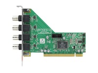 Advantech CIRCUIT MODULE, 4-ch MPEG-4 Video Card w/ SDK
