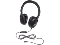 Califone 1017Av Neotech Plus Headphone With Calituff Braided Cord, 3.5Mm Plug, Inline Volume Control