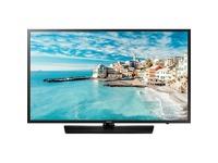 """Samsung 470 HG43NJ470MF 43"""" LED-LCD TV - HDTV - Black Hairline"""