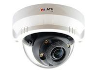 ACTi A63 2 Megapixel Network Camera - Dome