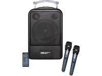 Hamilton Buhl High Quality PA System, DVD/CD/MP3 Bluetooth & Wireless Mic