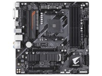 Aorus Ultra Durable B450 AORUS M Desktop Motherboard - AMD Chipset - Socket AM4