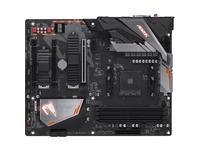 Aorus Ultra Durable B450 AORUS PRO WIFI Desktop Motherboard - AMD Chipset - Socket AM4 - ATX