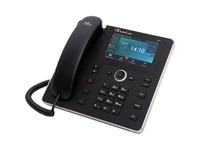 AudioCodes 450HD IP Phone - Corded - Corded - Wall Mountable, Desktop - Black