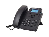 AudioCodes 405HD IP Phone - Corded - Corded - Black