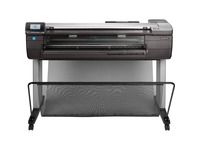 "HP Designjet T830 Inkjet Large Format Printer - 36"" Print Width - Color - TAA Compliant"