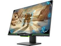 "HP Home 27x 27"" Full HD LED Gaming LCD Monitor - 16:9 - Black"
