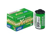 Fujifilm FUJICOLOR Superia X-TRA400 Color Negative Film
